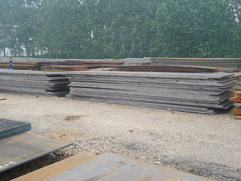 ASTM A537 Super Thick Plate