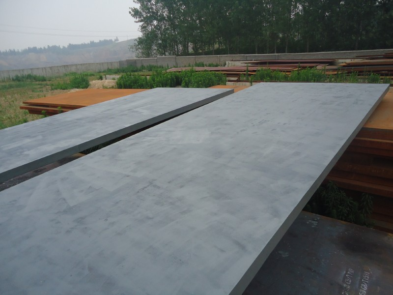 S620Q high yield strength EN 10025-6 Steel plate