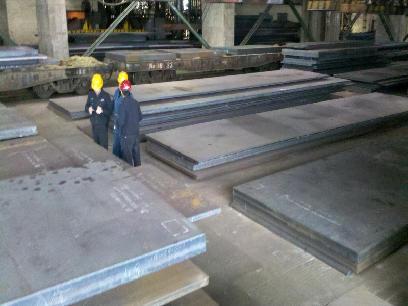 ASME SA662 Super Thick Plates